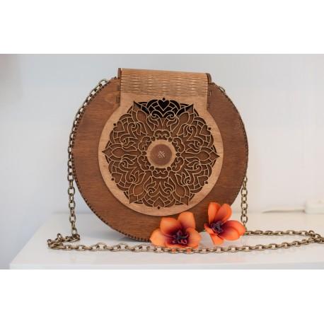 Bilet na warsztaty tworzenia torebek z drewna